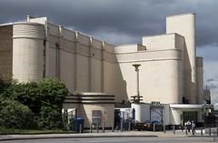 Woolwich Odeon 01 (Gordon Haws) Tags: church moderne artdeco deco odeon escapism southeastlondon odeoncinema gatewayhouse newwinechurch woollwich woollwichodeon faencetiles