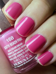 south beach pink, mavala (nails@mands) Tags: pink nagellack rosa nails lacquer vernis esmalte smalto lakka naillacquer southbeachpink mavala veriz