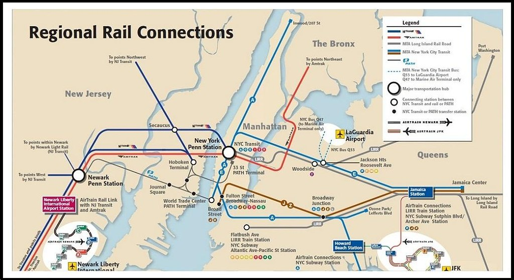 Nyc Subway Map Airtrain.The World S Best Photos Of Airtrain And Subway Flickr Hive Mind