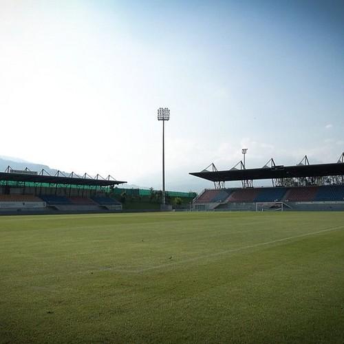 Rheinpark stadium