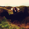 every time she closed her eyes (Rebecca Bentliff) Tags: woman mountain nature beautiful beauty landscape paradise power emotion hills fabric crags lymepark rebeccapalmer texturebylesbrumes katiemelville