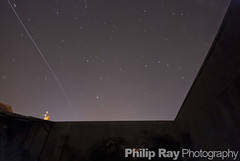 iss over Portadown 14th august 2012 (photographphil) Tags: ireland sky station night stars nikon long exposure space sigma august international d200 14th northern 1020 iss portadown