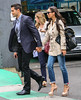 Jesse Metcalfe and Cara Santana at the ITV studios London, England