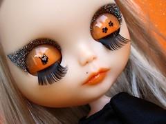 Custom Blythe Witch