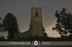 Church Startrails (xyzphotography) Tags: sky church night stars star nocturnal startrails