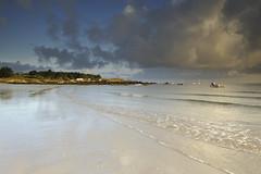 Le soleil se lve sur la plage du Marais Sal #2 ~ le d'Yeu [ Vende ~ France ] EXPLORED ! (emvri85) Tags: sun beach sunrise island soleil fisherman sand fishermen sable plage le pche pcheurs cabanes yeu iledyeu dyeu leefilters maraissal leportia pointeduporteau
