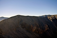 Edge of crater of Mount Bromo (Boon55) Tags: mountain mountains indonesia volcano craters crater bromo volcanos mountbromo me2youphotographylevel1