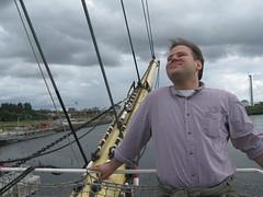 IMG_3941 (jgoshert) Tags: museum scotland ship jake glasgow bow