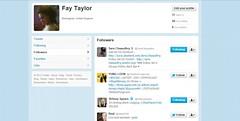 My followers on my Twitter profile (Fay_Taylor01) Tags: hot lady logo saw spears femme kingston jamaica dancehall britney fatale rasta 2012 followers rastafari deejays twitter