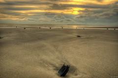 Bakkhali - West Bengal (Lagnajit Roy) Tags: sunset westbengal seabeach bakkhali frazerganjbeach