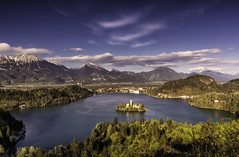 Bled (Croosterpix) Tags: lake landscape bled croosterpix