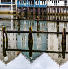 Trondheim, June  21, 2016 (Ulf Bodin) Tags: trondheim canoneos5dmarkiii summer canonef100400mmf4556lisiiusm river norge reflection spegling outdoor nidelva norway srtrndelag no