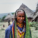 Portrait of a Borana woman