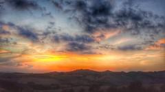 #lamiatoscana##paesaggio##landscape##tramonti##estate##colline# (LelaSamu) Tags: landscape colline lamiatoscana tramonti estate paesaggio
