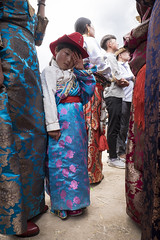 2016_Tibet_Flickr_2star-109 (arkienkeli) Tags: tibet repkong shaman festival tongren amdo