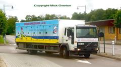 Swedish style mobile icecream seller Volvo FL6 RFK182 (sms88aec) Tags: swedish style mobile icecream seller volvo fl6 rfk182