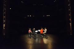 Quatuor Romantique (Palazzetto Bru Zane) Tags: thtredesbouffesdunord paris music classical festival quatuor debussy godard gounod quatuorcordes quartettodarchi