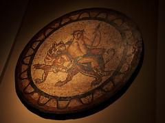 861Leadenhall Street Mosaic (queulat00) Tags: roma romanempire britishmuseum imperioromano mosaico mosaic