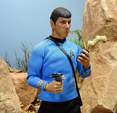 Mr Spock (MiskatonicNick) Tags: qmx quantummechanix nanjin startrek 16 actionfigures playscale sixthscale spock
