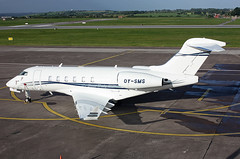 OY-SMS Challenger 350 (corkspotter / Paul Daly) Tags: oysms bombardier bd1001a10 challenger 350 cl35 20602 l2j 45cdb3 vmp execujet europe as 2015 cgoxv 20151217 ork eick cork