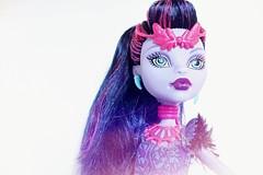 Don't be surprised, I will still rise. (Venus_Forever) Tags: mattel basic boolittle jane doll dolls high monster
