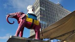 Elephant & Castle (sarflondondunc) Tags: elephantcastle shoppingcentre hannibulhouse newingtonbutts southwark london