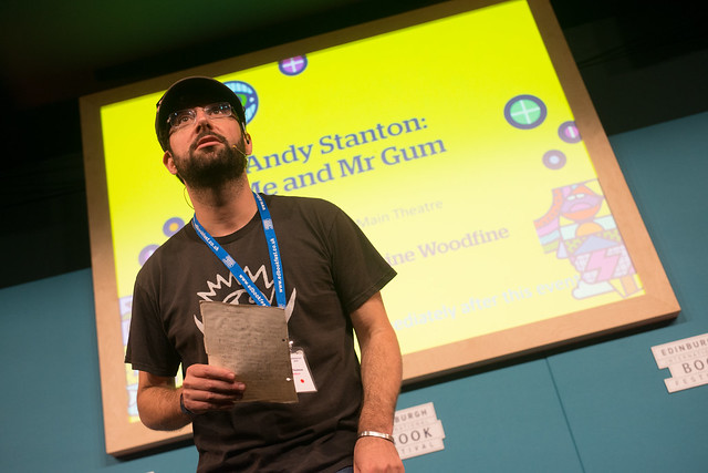 Andy Stanton: Me and Mr Gum