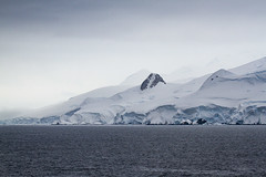 Snow Mist and Mountains_MG_2991 resized (Robyn Aldridge) Tags: antarctica antarcticpeninsula akademikioffe icescape ice icebergs icefloes iceberg landscape lrcc pscc patterns texture textures tamron water wasser waterscape white seascape snow shapes sea shoreline snowscape seas summertime seashore canon7d canon colour clouds coastline coast creative colourful colours outdoors mist mountains mountain morning moody nature