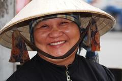 Haiphong - Woman (sharko333) Tags: travel reise voyage asia asien asie vietnam haiphong people portrait woman street olympus em5