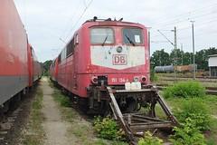 151134 Nuremberg (NN2) Depot (anson52) Tags: 151 nn2
