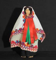 Chiapas Maya Doll Mexico (Teyacapan) Tags: mexican mexico chiapas maya muneca dolls chamula costumes tzotzil