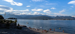 Isole Barromee ~ Italy (Lucy Burtin) Tags: outdoor landscape lake seaside shore coast water waterfront