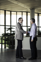 Business Meeting (hietatechltd) Tags: agenda agree agreed business businessdress businessenvironment businesshandshake businessmeeting businesstalk deal discuss discussion done donedeal facetoface firm hands handshake hello hi male man meet meeting meetingroom nicetomeetyou shakeonit takingcareofbusiness talk talking work working