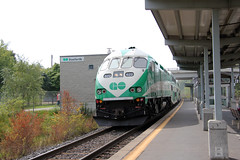GO Train (Canadian Pacific) Tags: ontario canada canadian toronto go station danforth mainstreet train commuter aimg5168