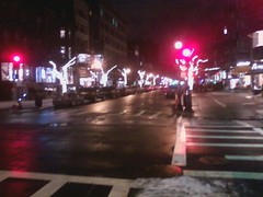 Newbury Street at night (jdc01801) Tags: boston massachusetts newburystreet backbay nightlife
