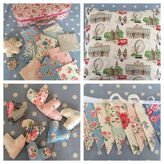 Patchwork and lace makes (patchwork and lace) Tags: instagramapp square squareformat iphoneography uploaded:by=instagram patchworkandlace handmade patchwork cathkidston shabbychic cushions buntings cath kidston shabby chic weddings events homewears vintage quilts