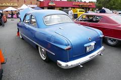 1950 Ford coupe (bballchico) Tags: 1950 ford coupe shoebox donlarsen ratbastardscarshow carshow 206 washingtonstate