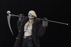 Angle of Death (TKatagiri) Tags: 3aa threea toy death edo grim reaper terminator 3atoy scyth
