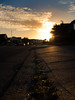 Walkways and sunrays (Jon.the.canadian) Tags: morning morings walks sunshine morninglight whoa street glow manmade pavement