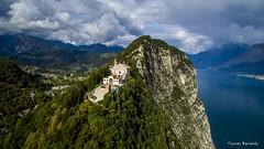 Santuario Di Montecastello (Thomas Bartelds Photography) Tags: tignale lombardia itali it