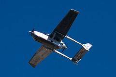 Private Cessna 337G Skymaster N53452 (jbp274) Tags: 52b greenville greenvilleseaplaneflyin airplanes flyin mooseheadlake lake water cessna c337 skymaster