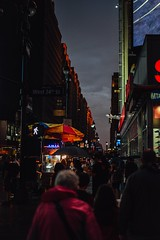City Flow (typray) Tags: streetphotography streets buildings d810 nikon travel tones lights woman man people crowd city newyork nyc
