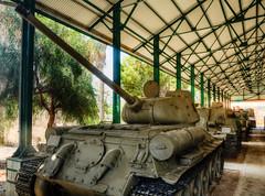 tanks (3) (maskirovka77) Tags: israeldefenseforces idf museum idfmuseum tanks m48 outdoors hdr armoredcar artillery antiaircraft armoredpersonnelcarrier bridgingequipment