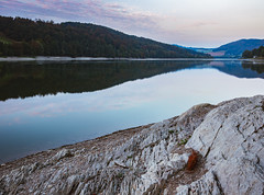 20160923-_MG_0018 (2.stops) Tags: germany canon 760d water sunrise dawn diemelsee sauerland