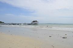 Pulau Tiga - sea swimming (Jeronimo's Eye) Tags: asia borneo malaysia maleisië southeastasia travel trip pulautiga seaswimming sea seashore beach strand zand