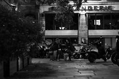 IMG_2802 (Lens a Lot) Tags: xenon 50 mm f 19 60s | 5 blades iris dkl mount 56 paris 2016 black white street photography deckel la vintage manual german fixed length prime lens noir et blanc monochrome extrieur route architecture schneiderkreuznach retinaxenon 28