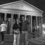 "Heide and Nick at the Pantheon <a style=""margin-left:10px; font-size:0.8em;"" href=""http://www.flickr.com/photos/14315427@N00/7502218366/"" target=""_blank"">@flickr</a>"