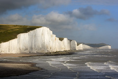 Seven Sisters (Alan MacKenzie) Tags: sea england weather coast sevensisters eastsussex landscapephotography ndgrad leefilters