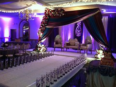 "Gaslite Manor mandap • <a style=""font-size:0.8em;"" href=""https://www.flickr.com/photos/79112635@N06/7543145072/"" target=""_blank"">View on Flickr</a>"