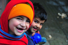 happy day - Srinagar (I.lost.my.mind) Tags: people kids streetphotography kashmir srinagar